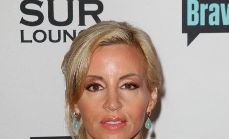 "Camille Grammer ""Couldn't Let Go Of"" The Real Housewives of Beverly Hills"