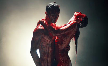 Behati Prinsloo and Adam Levine Have Bloody Sex in New Maroon 5 Music Video