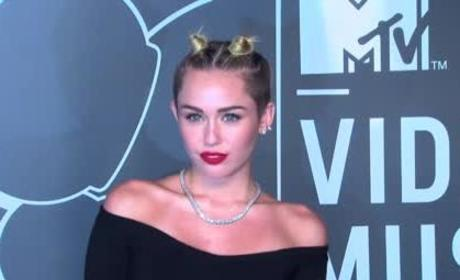 Miley Cyrus Team: Concerned Over VMA Performance