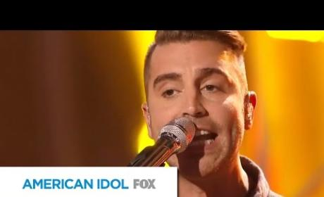 "Nick Fradiani - ""Maggie May"""