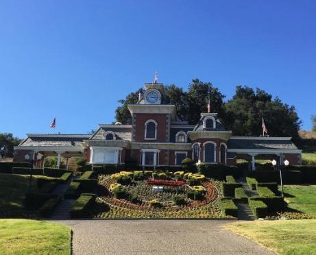 Neverland Ranch Photo