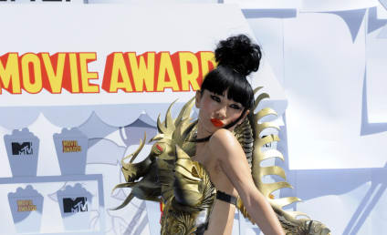 Bai Ling Dragon Dress: Scary Hot or Scary Weird?