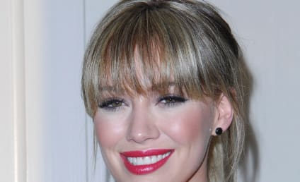 Hilary Duff: Bangin' With Brown Bangs?