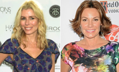 Aviva Drescher: LuAnn de Lesseps is Out to Get Me!!