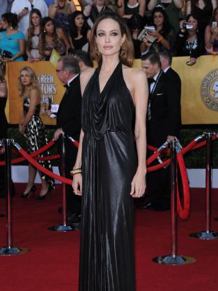 Angelina Jolie at SAG Awards