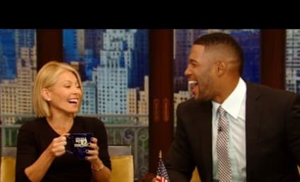 Michael Strahan to Star, Strip in Magic Mike 2!