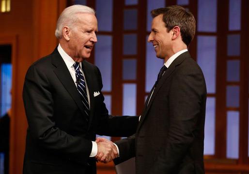 Welcome, Joe Biden!