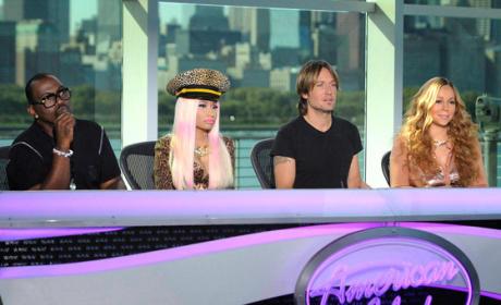 Who should judge American Idol Season 13?