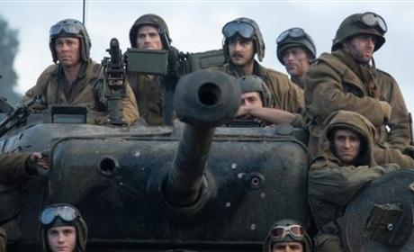 Fury Movie Reviews: A Worthwhile War Movie?