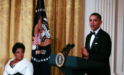 Oprah to Receive Presidential Medal of Freedom From Barack Obama
