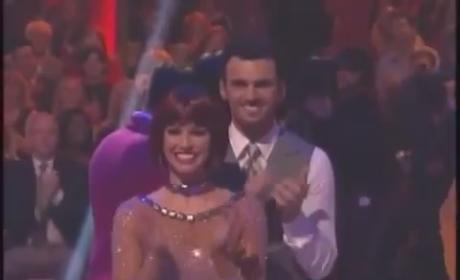 Melissa Rycroft - Dancing With the Stars Week 5
