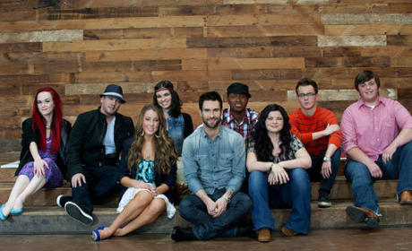 The Voice: Team Adam Levine