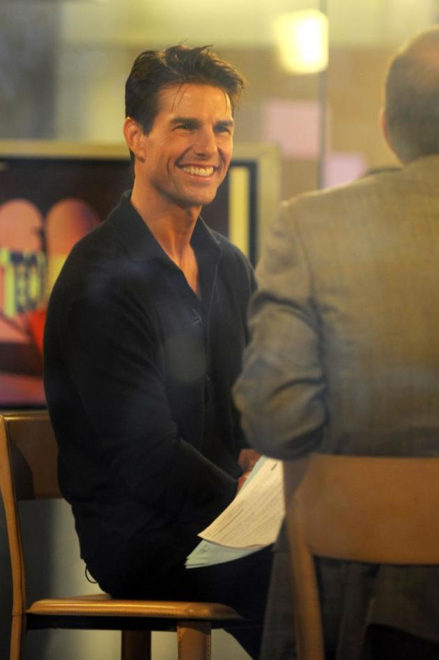 Tom Cruise on Today