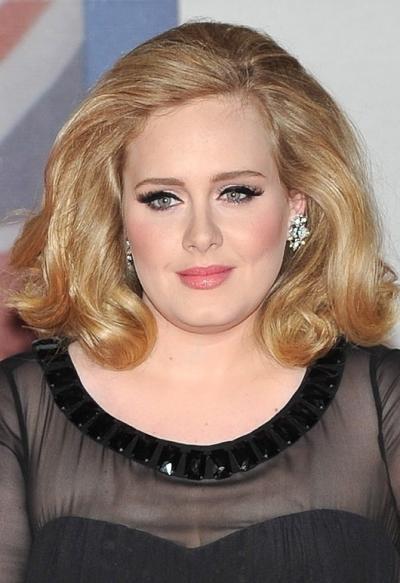 Adele Nose Job Photo?