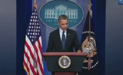 "President Obama on Boston Marathon Bombing: ""We Will Find Out Who Did This"""