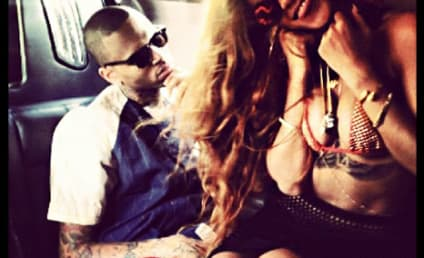 Rihanna and Chris Brown: Birthday, Bikini and Blunts in Hawaii!