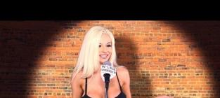 Courtney Stodden Does Stand-Up