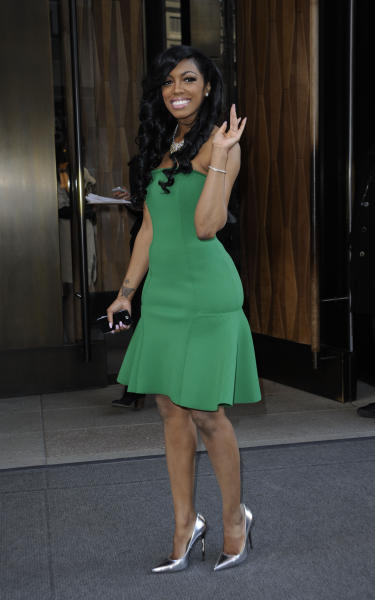 Porsha Stewart in NYC
