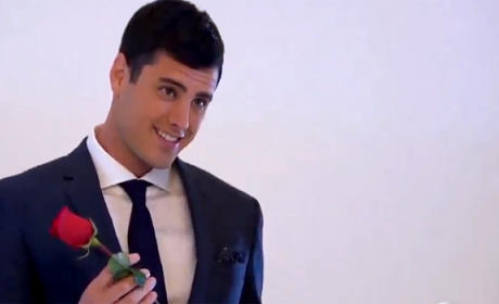 Ben Higgins as The Bachelor Pic