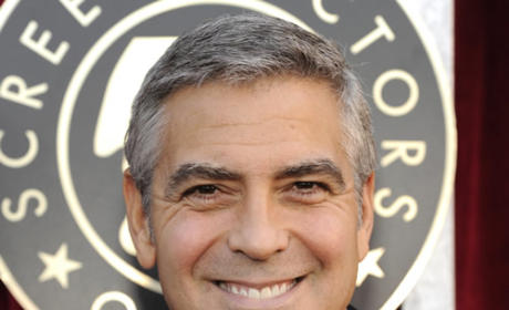 George Clooney Pays Patron's Dinner Bill, Remains Awesome