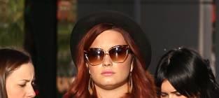 Demi Lovato Appears to Split with Wilmer Valderrama