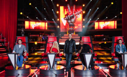 The Voice Recap: The Wrath of Xtina
