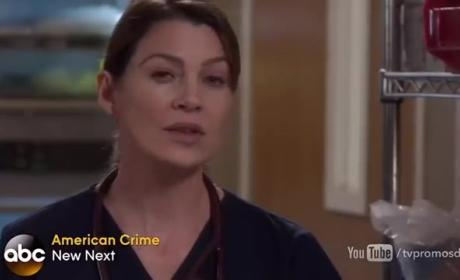 Grey's Anatomy Season 11 Episode 23 Promo