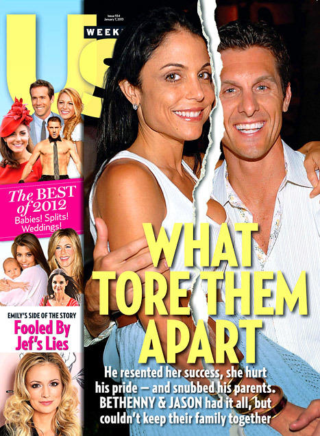 Bethenny Frankel Us Weekly Cover