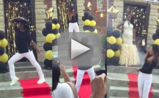 Student Makes Like Beyonce for Epic Prom Entrance