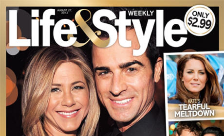 Jennifer Aniston and Justin Theroux Wedding