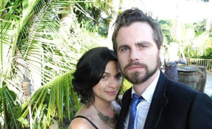 Rider Strong and Alexandra Barreto: Married!