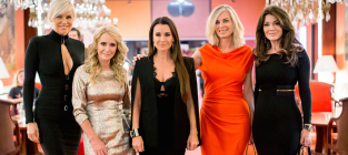 The Real Housewives of Beverly Hills in Amsterdam