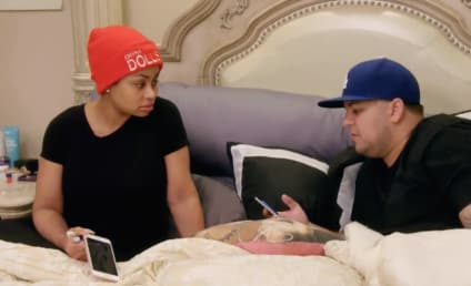Rob Kardashian To Blac Chyna: Let Me Read Your Messages!