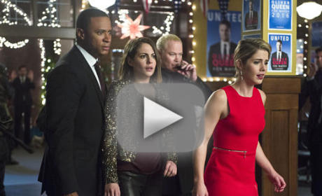 Arrow Season 4 Episode 9 Recap: A Dahrk Christmas