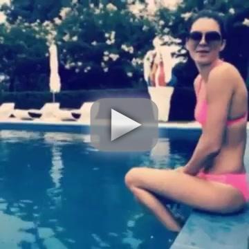 Kendall Jenner Ice Bucket Challenge
