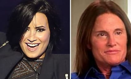 "Demi Lovato Dedicates Performance of ""Warrior"" to Bruce Jenner"