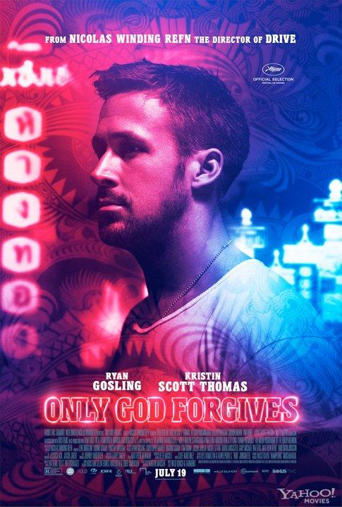 Only God Forgives Ryan Gosling Poster