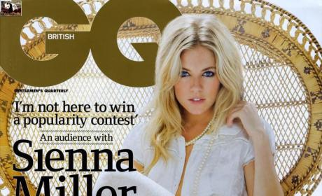 Sienna Miller GQ Cover