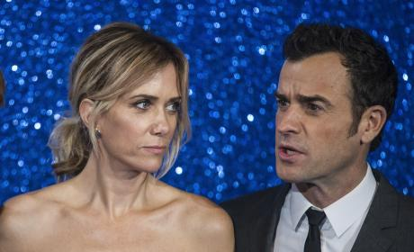 Justin Theroux: Cheating on Jennifer Aniston with Kristen Wiig???