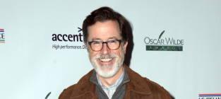 Stephen Colbert Beard Photo