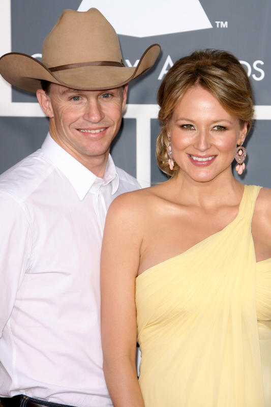 Ty Murray and Jewel