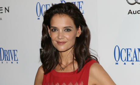 Katie Holmes & Jamie Foxx: Planning SECRET Spring Wedding?!