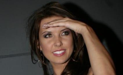 Audrina Patridge Celebrates Birthday at Vegas Club Bash