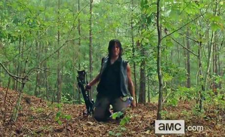 The Walking Dead Season 5 Return Promo
