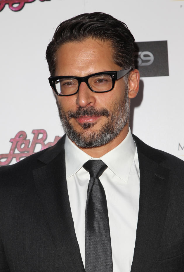 Joe Manganiello in a Suit