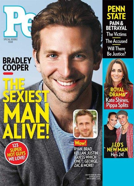 sexiest alive magazine history magazines gossip hollywood