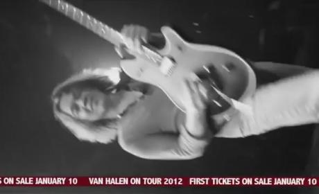 Van Halen: Back Together, Touring in 2012!
