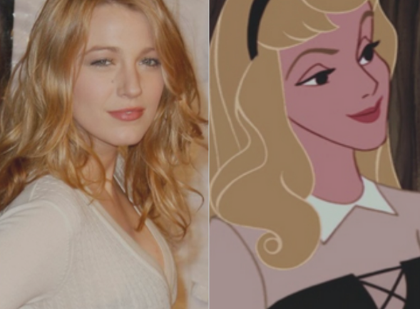 9 celebrity disney princess doppelgangers the hollywood