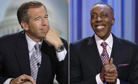 "Arsenio Hall BLASTS Brian Williams for ""Hijacking Valor"" from Military"