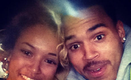 Karrueche Tran to Chris Brown: Grow the F--k Up and Move On!
